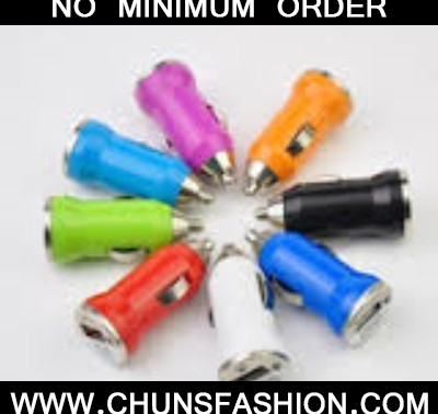 240 x Universal USB Car Charger for Apple Iphone Samsung Galaxy & More #167