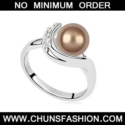 Hop Antique Copper Pearl Diamond Pearl