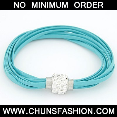 Light Blue Bright Ball Multilayers Exquisite