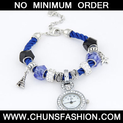 Sapphire Blue Elements Ladies Watch