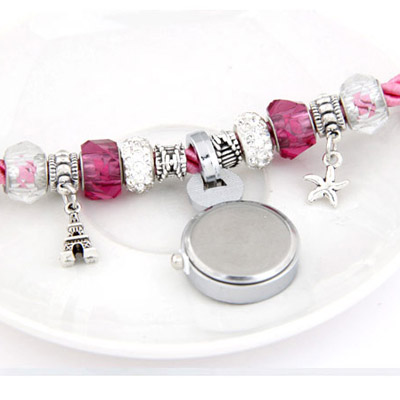 Pink Elements Ladies Watch
