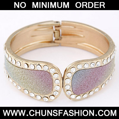 MultiDiamond Bangle