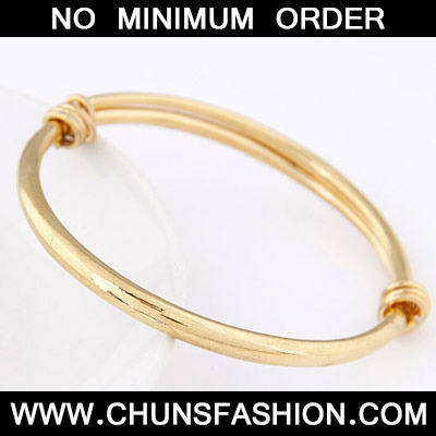 Gold Pure Bangle