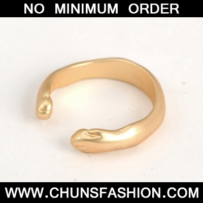 Gold Good Quality Irregular Shape Opening