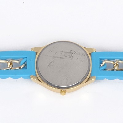 Blue Letter Tfboys Pattern Chain Ladies