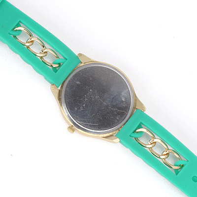 flag pattern Electronic Elements Ladies Watch