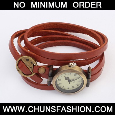 Coffee Multilayer Watch