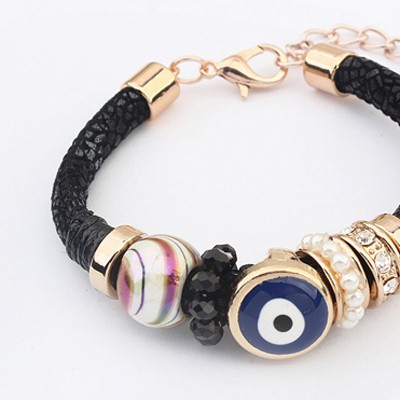Blue Eye Shape Bracele