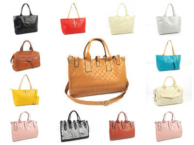 12 X High End Designer Handbags ( Set Two ) #5