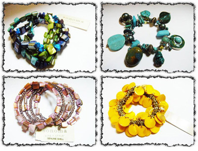 250 X Mix Style of Bracelets #211